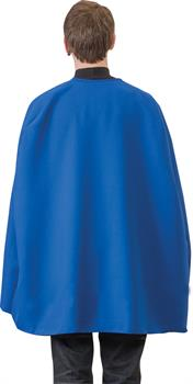 Blue Superhero Cape - Blue - 36 Inches