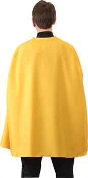 Yellow Superhero Cape