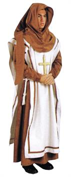 Men's Renaissance Monk Costume