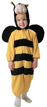 Bumble Bee Size Costume 1 To 2 - 1T-2T