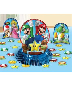 SUPER MARIO DECOR KIT