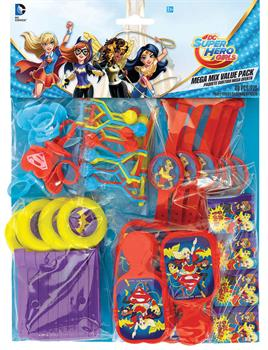 DC SUPERHERO GIRLS FAVORS
