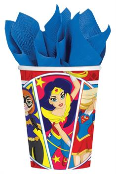 DC SUPERHERO GIRLS 1ST CUPS 9O