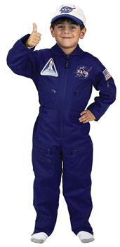 Unisex Flight Suit Costume