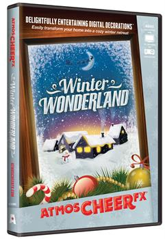 AtmosCHEERfx Winter Wonderland DVD