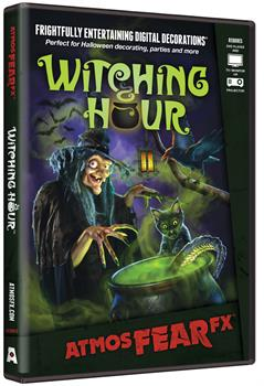 AtmosFEARfx Witching Hour DVD - DVD