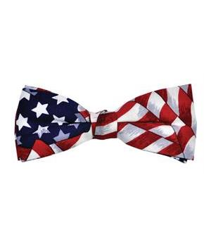 Uncle Sam Bow Tie