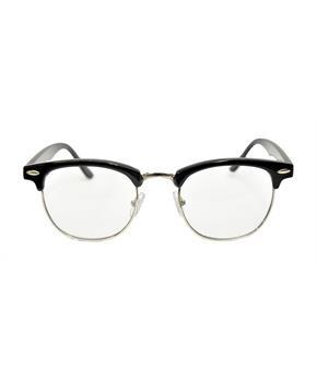Glasses Mr 50'S Black Clear - Multi - One Size
