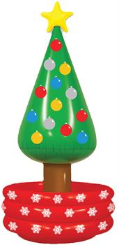 Inflatable Christmas Tree Cooler - Standard