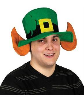 Men's Leprechaun Hat - MULTI - ONE SIZE for Halloween