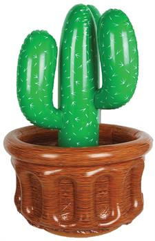 Inflatable Cactus Cooler