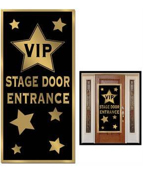 VIP STAGE DOOR ENTRANCE