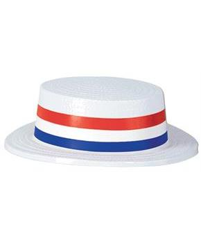 Men's Patriotic Skimmer Hat - Standard