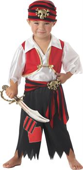 Toddler Ahoy Matey Costume