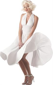 Women's Sexy Marilyn Costume