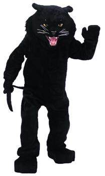 Adult Black Panther Mascot