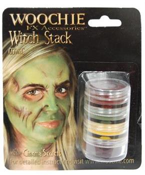 Witch Stack Carded Costume Accessory Costume Accessory
