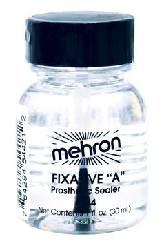 Fixative A 1 Oz With Brush