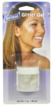 Opalescent Glitter Gel 1 Oz