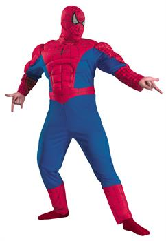 Men's Spiderman Costume
