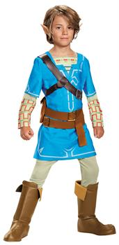 Boys Link Breath Of The Wild Deluxe - Standard