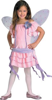 Girls Girl's Fairy Costume - 10-12