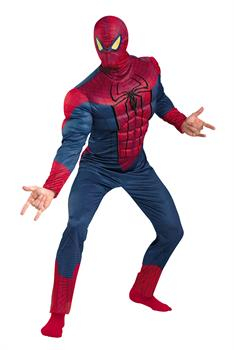 Men's Spider-Man Costume