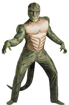 The Amazing Spider-Man Lizard Adult Costume