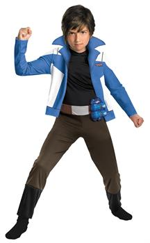 Boy's Monsuno Chase Suno Costume