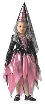 Girls Girl's Wicked Princess Costume - 7-8