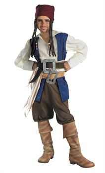 Jack Sparrow Boy's Costume