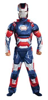 Boy's Iron Patriotic Costume