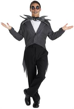 Jack Skellington Adult Scary Costume