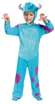 Unisex Sulley Costume