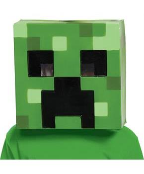 Minecraft Creepr Vacuform Mask