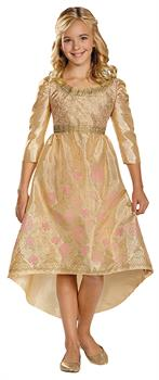 Girl's Aurora Coronation Gown Costume