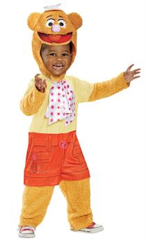 FOZZIE TODDLER 12-18 MO Costume