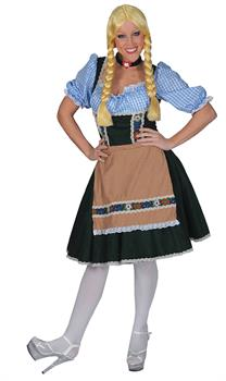 Women's Beer Garden Costume