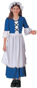 Girls Girl's Colonial Costume