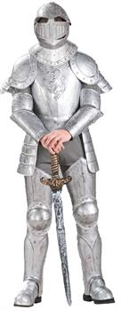 Men's Knight in Shining Armour Costume