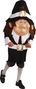 Men's Adult Pilgrim Costume - One Size