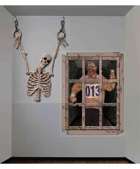 Gruesome Wall Decoration