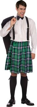 Men's Naughty Kilt Costume