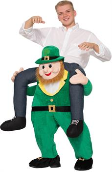 Men's Once Upon A Leprechaun - Green - Fits Up To 34 Inch Waist