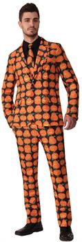 Men's Pumpkin Suit