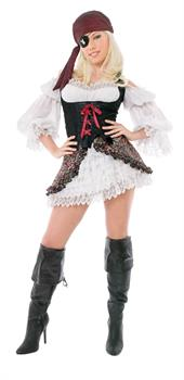 Women's Playboy Pirate Costume