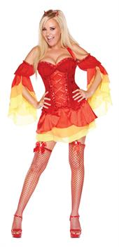 Women's Playboy Devilicious Costume