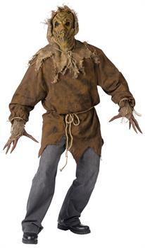 Men's Evil Scarecrow Costume