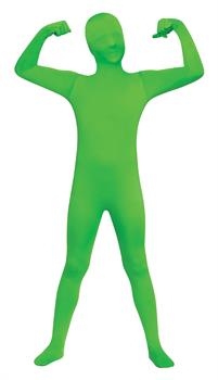 Skin Suit Green