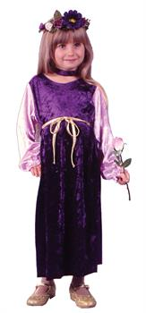 Harvest Princes Velvet Costume